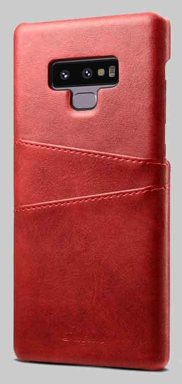 Samsung Galaxy Note 9 Fodral Läder
