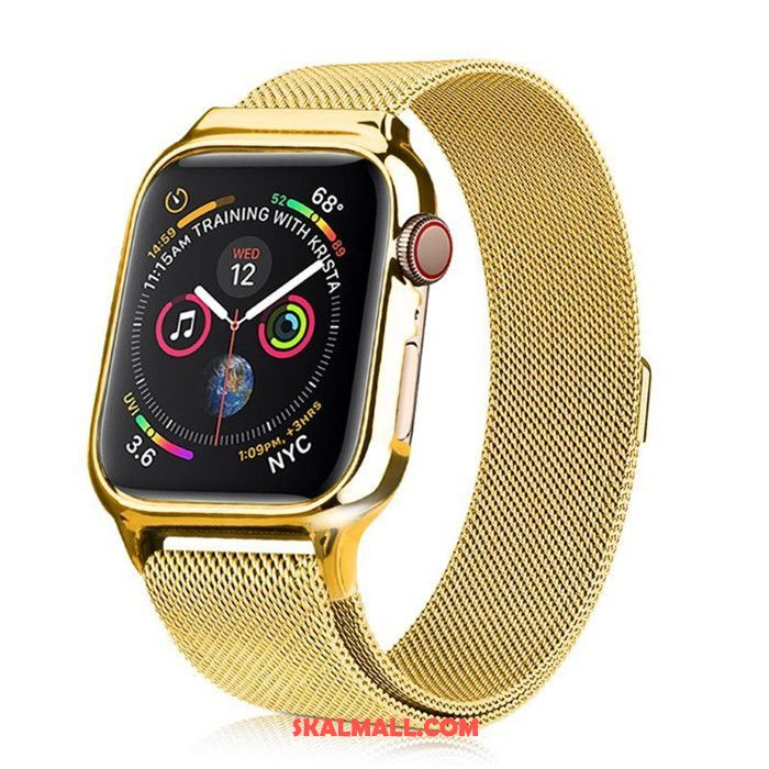 Apple Watch Series 1 Skal Skydd Guld All Inclusive Billigt