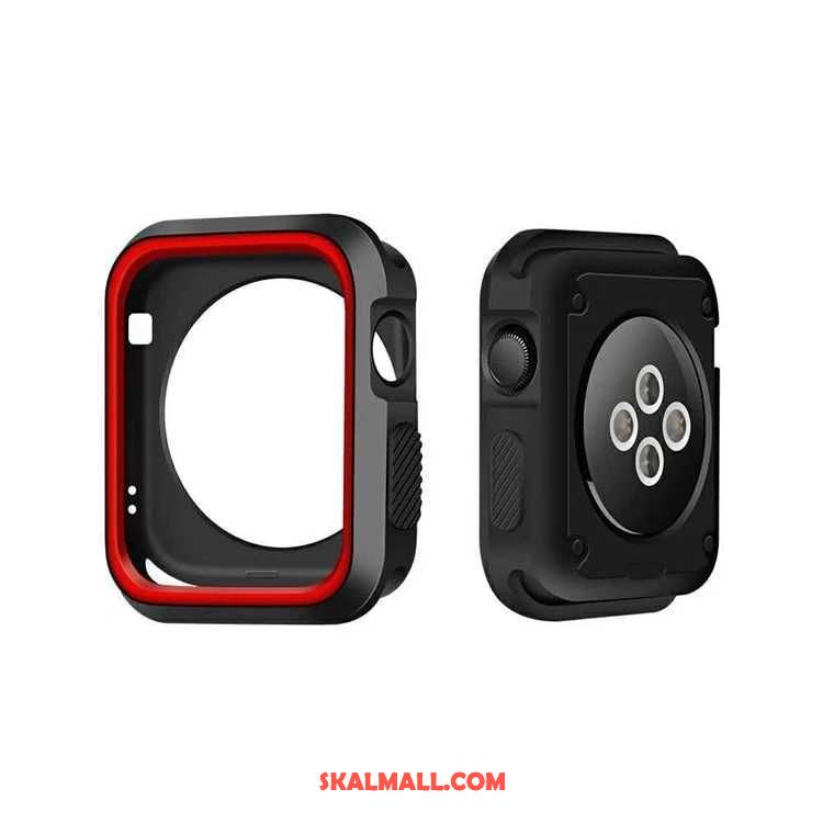 Apple Watch Series 2 Skal Mjuk Svart Fodral Online