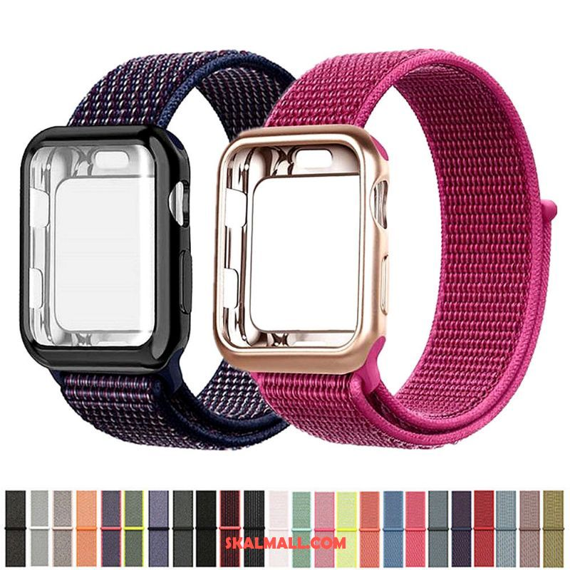Apple Watch Series 2 Skal Nylon Röd Billigt