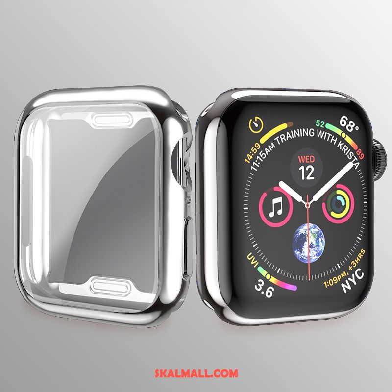 Apple Watch Series 2 Skal Plating All Inclusive Mjuk Skydd Silikon Billigt