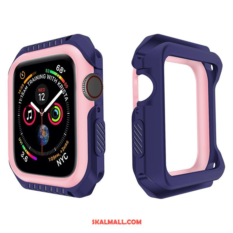 Apple Watch Series 2 Skal Purpur Silikon Fallskydd Mjuk Fodral Köpa