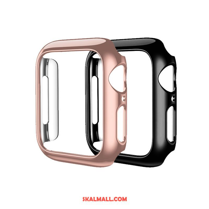 Apple Watch Series 2 Skal Rosa Guld All Inclusive Plating Skydd Hård Fodral Rea