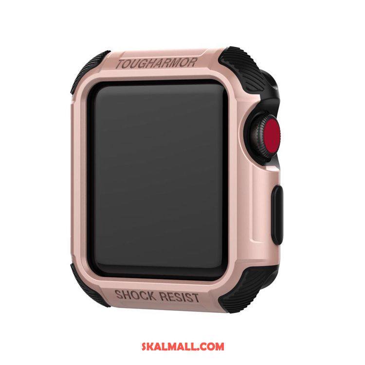 Apple Watch Series 2 Skal Universell Rosa Skydd Fodral Billigt