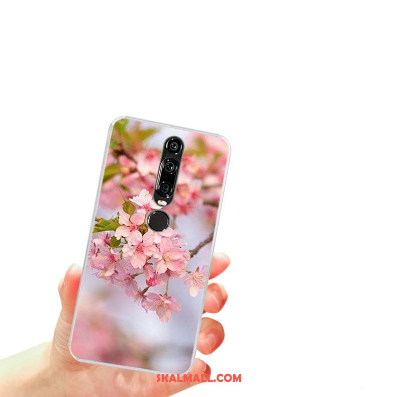 Huawei Mate Rs Skal All Inclusive Silikon Fallskydd Rosa Mjuk Fodral Online
