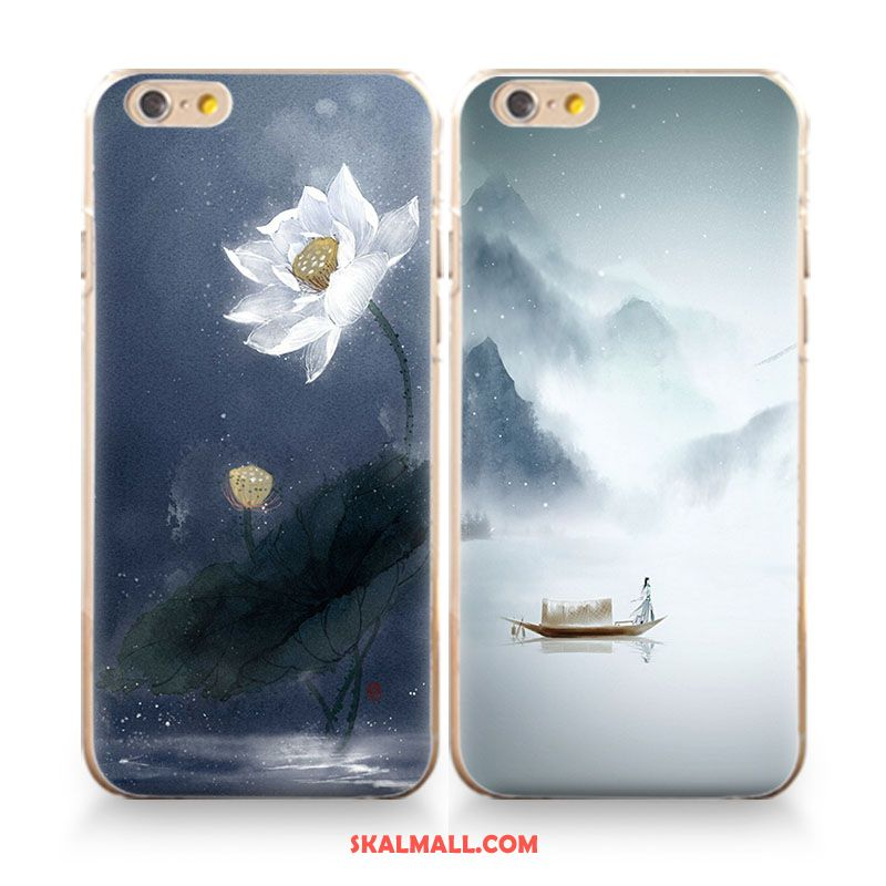 iPhone 6   6s Skal Blå Lättnad Silikon Mobil Telefon Vind Fodral Till Salu 4643ef6b2e261